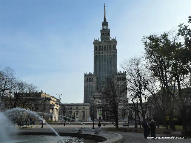 qué ver en Varsovia imprescindible