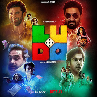 Ludo (2020) Full Movie 480p 720p Hindi Free Download HD