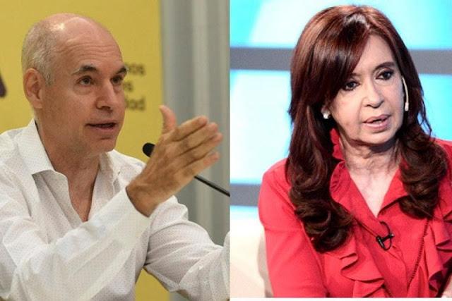 Sin grieta ante espionaje ilegal: Cristina y Larreta buscan ser querellantes en el mismo expediente.