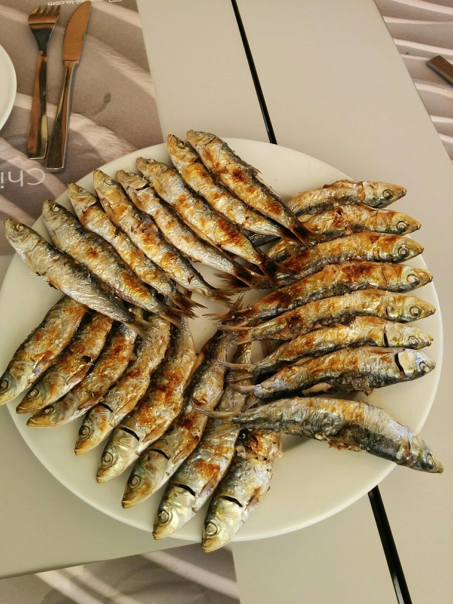 Pescaito Frito, Malaga
