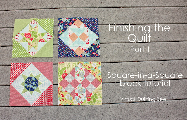 Virtual Quilting Bee Sashing And Borders Diary Of A Quilter A