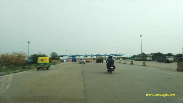 gadpuri toll plaza