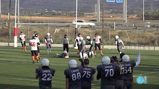 FÚTBOL AMERICANO - La Orange Bowl abre con el duelo entre Ilicitano Linces y Cartagena Pretorianos