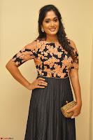 Sowmya Venugopal in Anarkali Dress at Kalamandir Foundation 7th anniversary Celebrations ~  Actress Galleries 037.JPG