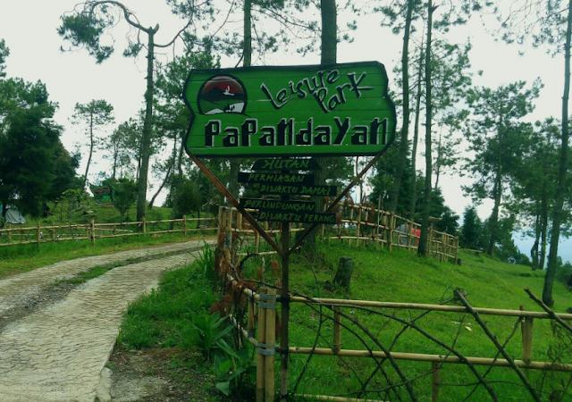 Destinasi Wisata Baru di Papandayan Leisure Park
