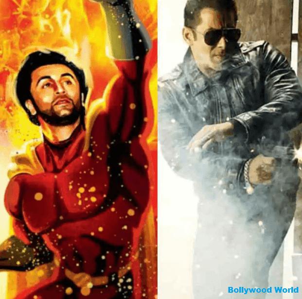 क्रिसमस 2020 पर Salman Khan और Ranbir Kapoor आमने-सामने हो सकते हैं।