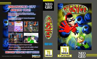 Ghostlop (Prototype) ( Arcade )