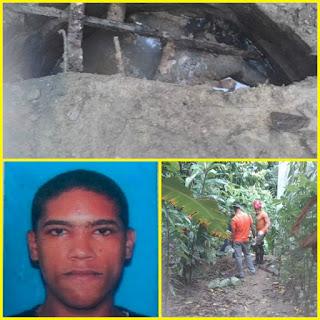 Vídeo:Otra menor es ahorcada y enterrada en un pozo séptico por su pareja en San Francisco de Macoris