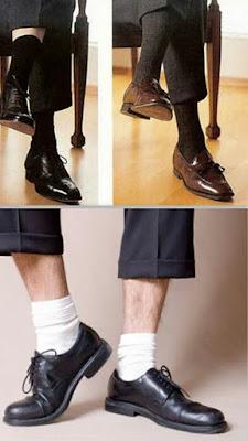 Error 1: FOOTWEAR.