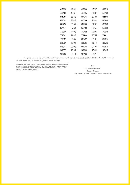Kerala Lottery Result 09-09-2018 Pournami Lottery Results RN-356 keralalotteriesresults.in-page-002