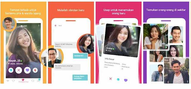 Aplikasi W- Match – Kencan, Mengobrol, Bertemu