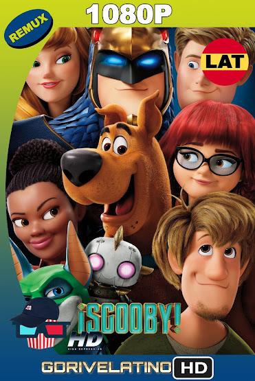 ¡Scooby! (2020) BDRemux 1080p Latino-Ingles MKV