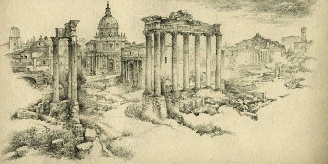 Antigua Roma y sustitucion pupilar