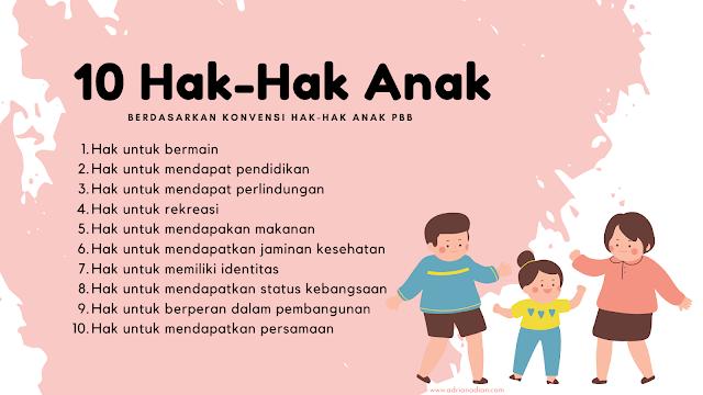 hak-hak anak