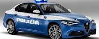 Alfa Romeo Giulia: veloce contro il crimine. Ecco i modelli in dotazione Polizia stradale