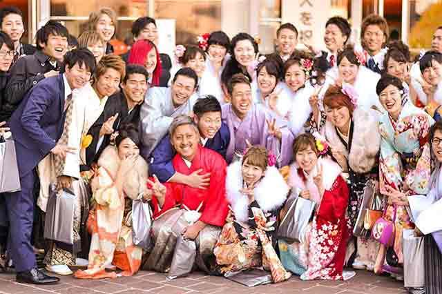 seijinshiki festival