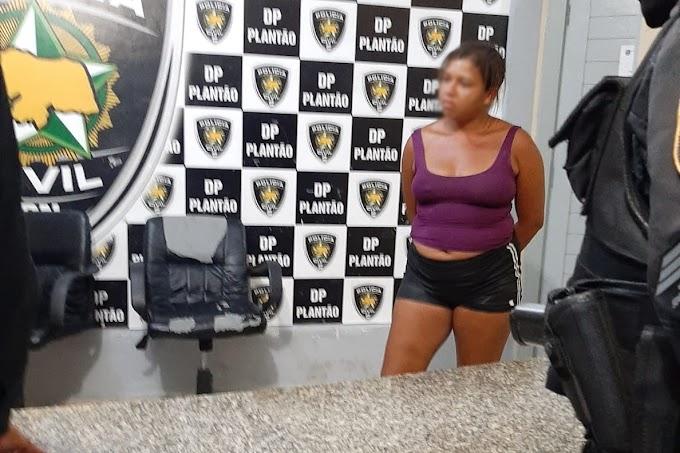 Testemunha de crime de homicídio em Tibau é levada para depor e fica presa por força de mandado