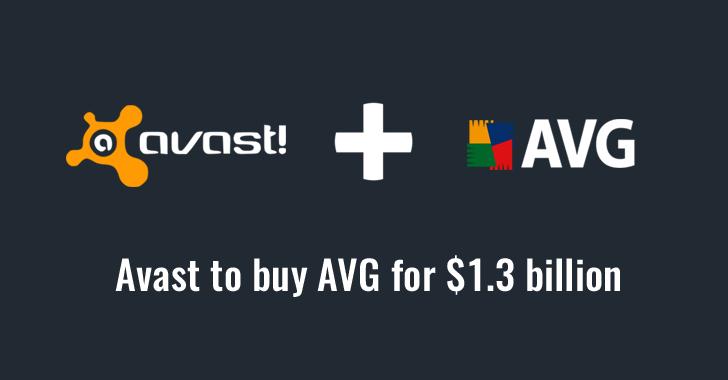 Antivirus firm Avast to buy its rival AVG for $1.3 Billion