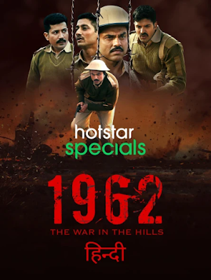 1962: the War in the Hills (2021) S01 Hindi Complete WEB Series 720p HDRip ESub x265 HEVC
