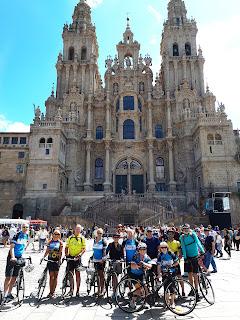 The Camino de Santiago Bike Trip