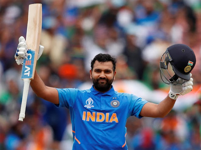 Rohit Sharma's Biography, Birth Date, Career, Early Life