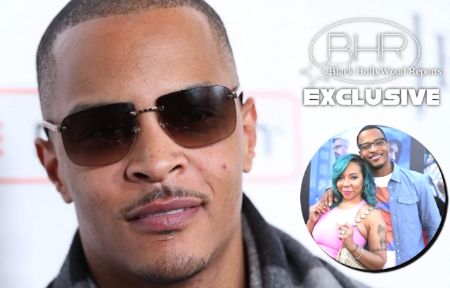 Rapper T.I. Responds To Tiny Filing For Divorce Blaming Jealous Friends