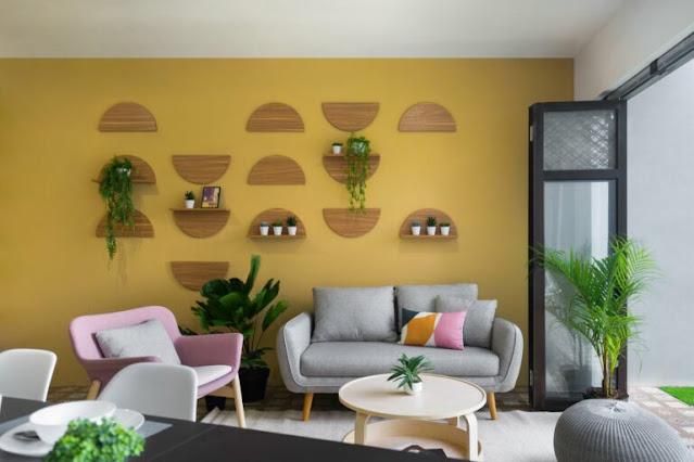 Desain Interior Kostan Eksklusif di Kawasan Jakarta by Cove