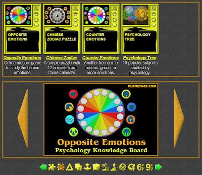 Psychology Mosaics
