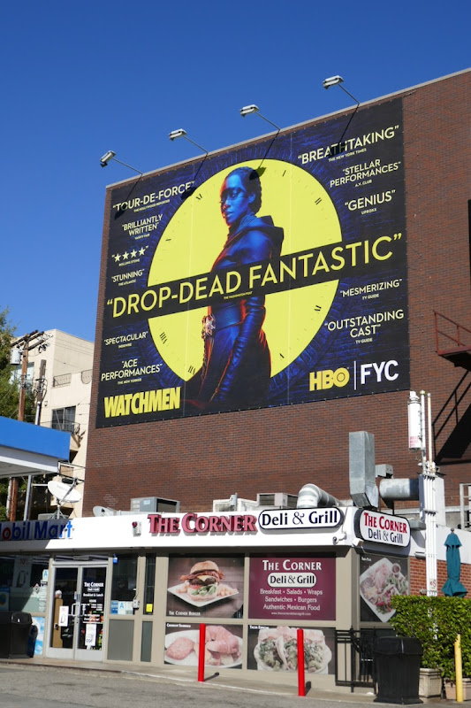 Watchmen 2019 FYC billboard