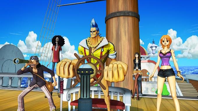 Comedy Central estrena nuevas películas de 'One Piece' en un maratón doble