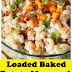 Loaded Baked Potato Macaroni Salad