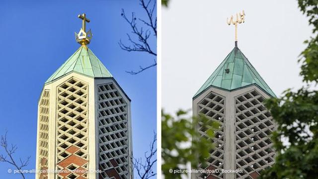 ألمانيا.. تحويل عدد كبير من الكنائس إلى مساجد يثير اليمين المتطرف