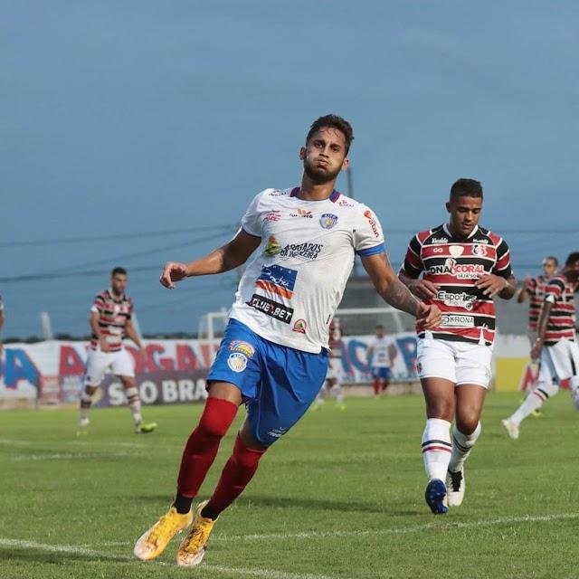 Zagueiro Janelson defenderá o Ypiranga na Série A2