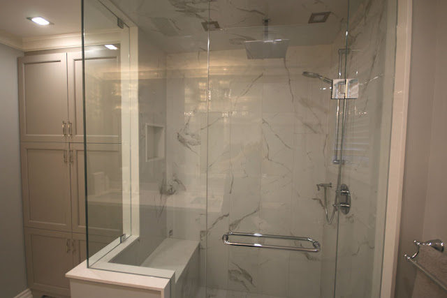 Mississauga Shower Renovation