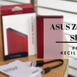 Asus Zenpower slim 6000 Power Bank Kecil Minimalis