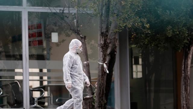 2.112 άτομα έχουν προσβληθεί από κορωνοϊό στην Περιφέρεια Πελοποννήσου από την αρχή της πανδημίας