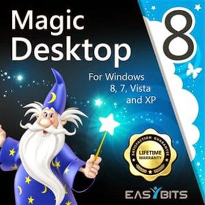Magic Desktop 9.1 Crack Serial Key Activation Key Free Download {Latest}