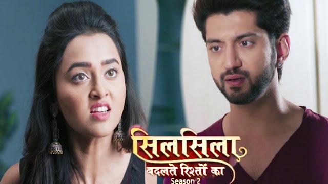 Big Shocker! Arnav's curse turns reality for Pari, Mishti's huge allegation in Silsila Badalte Rishton Ka 2