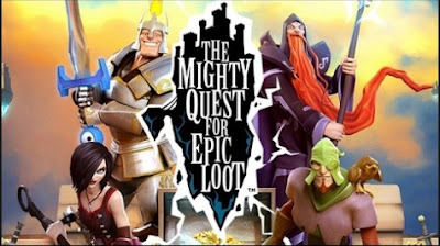 The Mighty Quest for Epic Loot Apk + Mod lot of money Download
