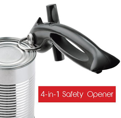 4 in 1 Safety Opener