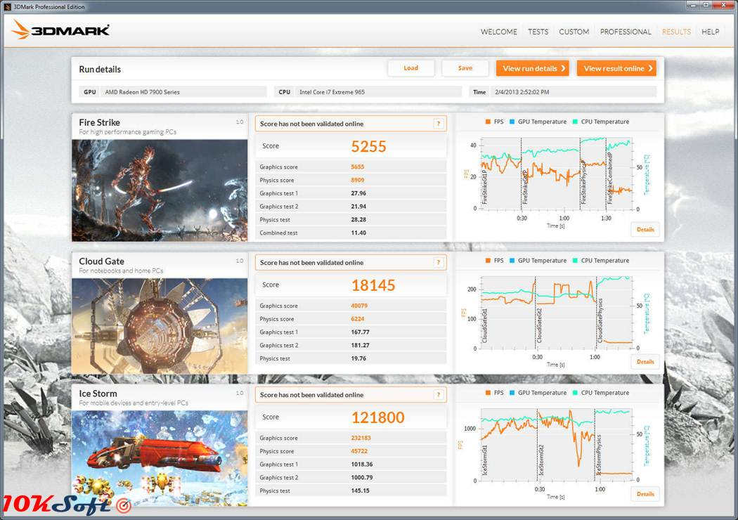 3DMark Professional Edition 2.4.3802 Direct Download Link