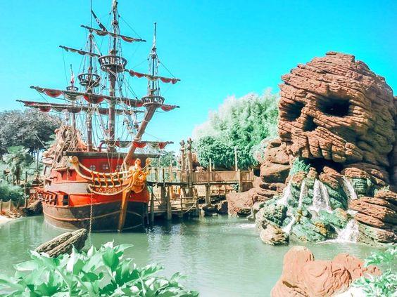 Kembali Bukanya Disneyland Paris Dinilai Dapat Membantu Pulihnya Pariwisata Di Prancis