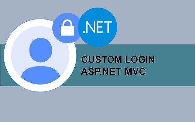 Custom Login di ASP.NET