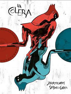 """Los libreros eligen """"La cólera"""" como mejor cómic nacional de 2020"""