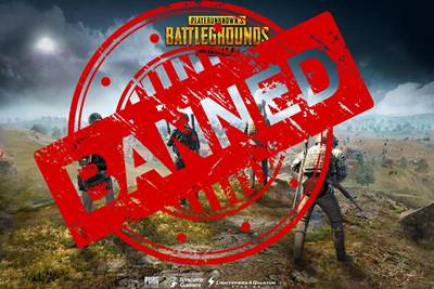 there is a PUBG MOBILE ban in entire India