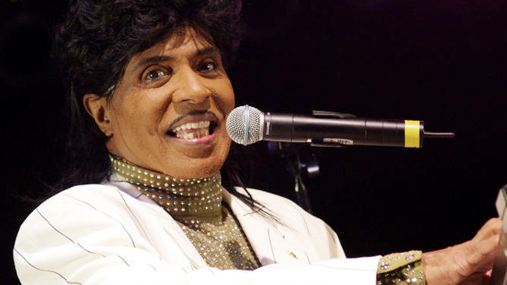 Murió Little Richard, uno de los padres del rock and roll