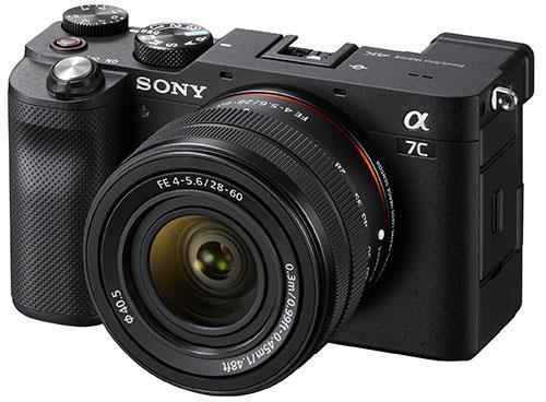 Sony A7C, черный