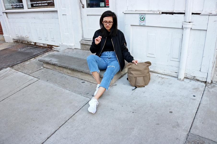 Philadelphia Street Style Women