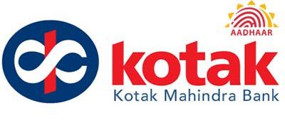 How to Link Aadhaar with Kotak Mahindra Bank