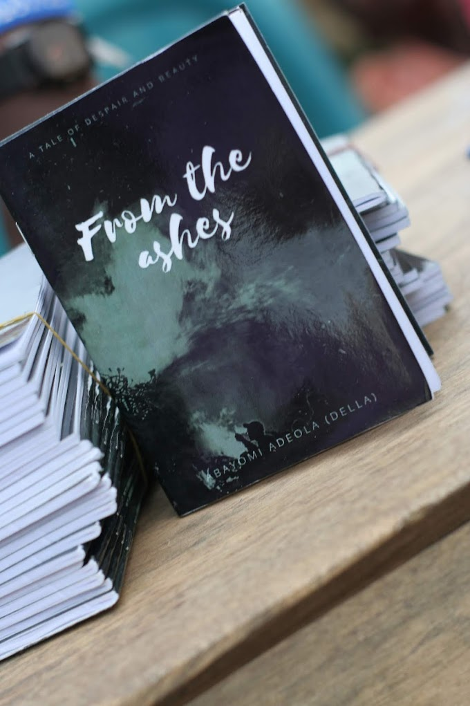 Purchase From The Ashes and Sponsor Copies for teenagers